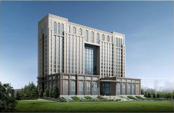 贵州省省委办公业务大楼